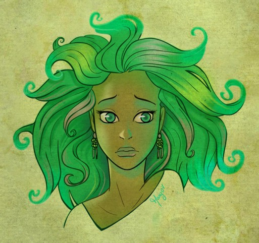green by katikut