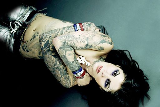 high voltage tattoo. The official tattoo shop of LA Ink's Kat Von D,